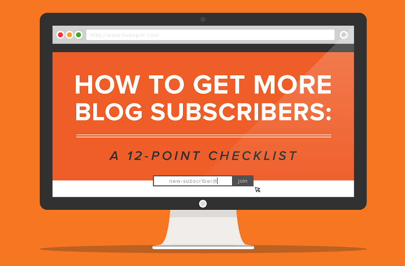 Learn How To Get More Subscribers To Your Blog And Website Online   Source