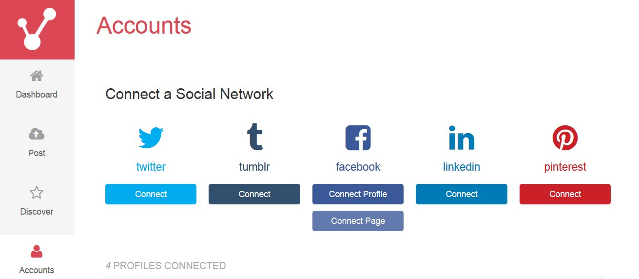 Viraltag Review And Viraltag Tips Social Accounts Pinterest LinkedIN Facebook Twitter   Source