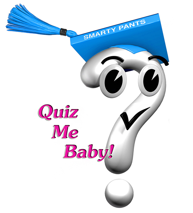 Quiz Me Question Mark Smarty Pants   Source