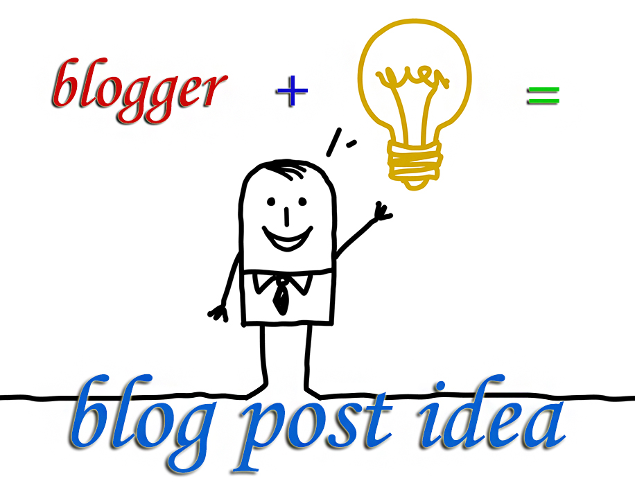 Ideas For Blog Posts   Source