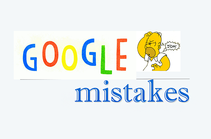Homer Simpson Doh Mistakes Google Made A Mistake   Source