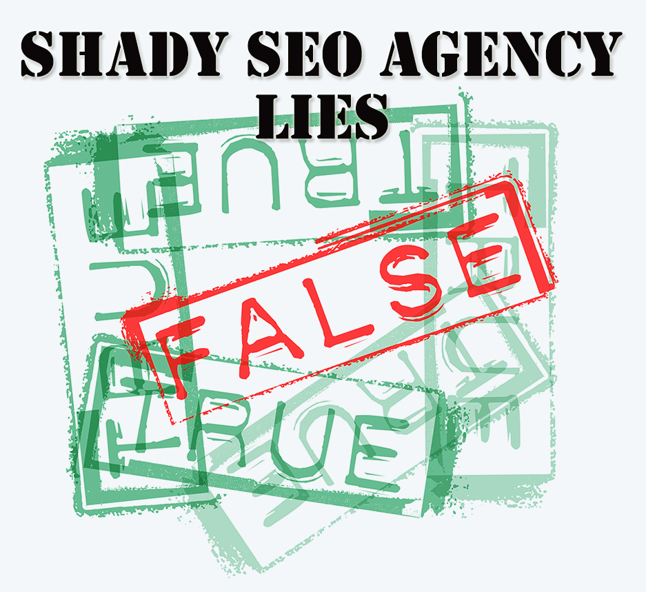 Don't Lie To Me Shady SEO Agency Lies   Source