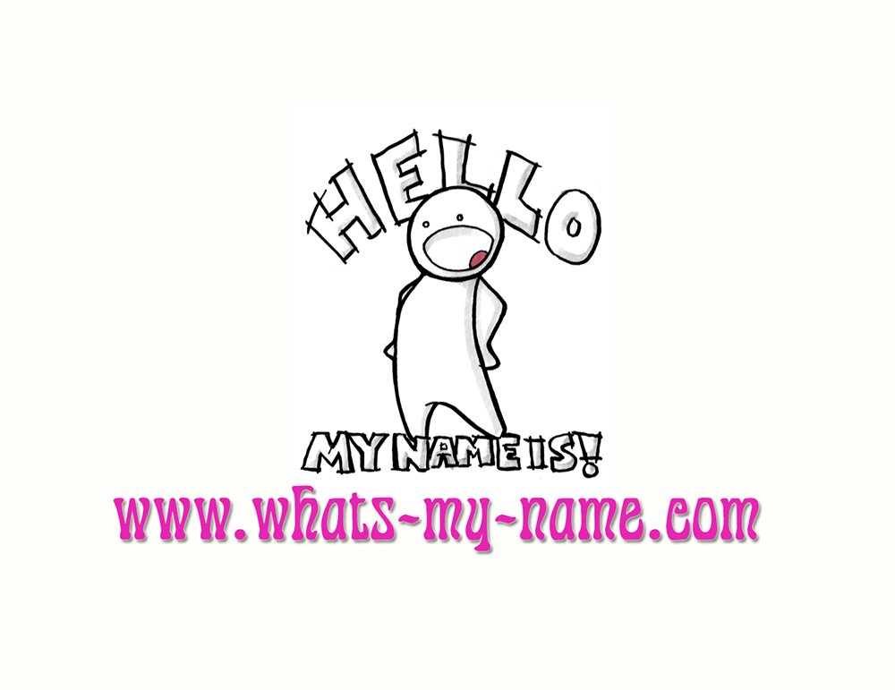 Hello My Name Is The Domain Name   Source