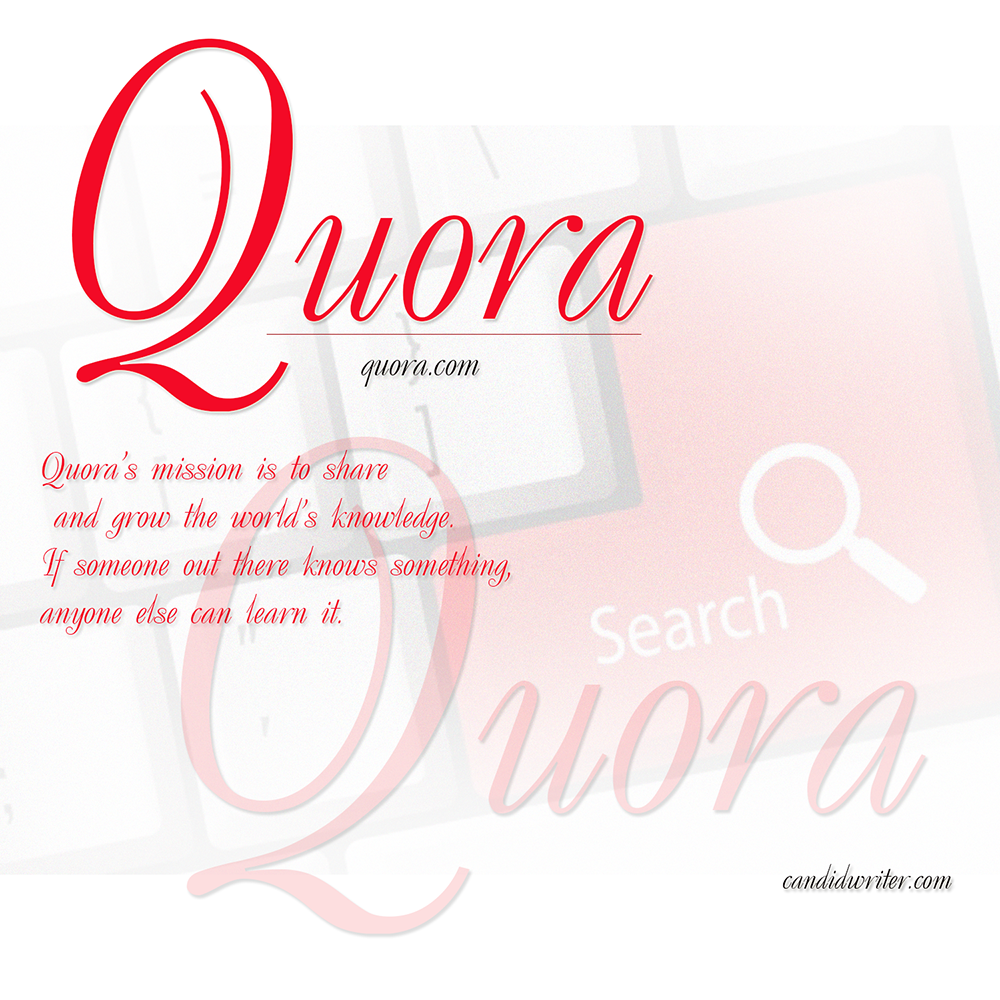 Q&A Questions And Answers From Quora Website   Source