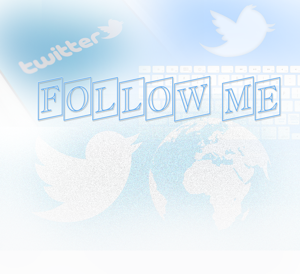 Follow Me On Twitter Get More Followers   Source