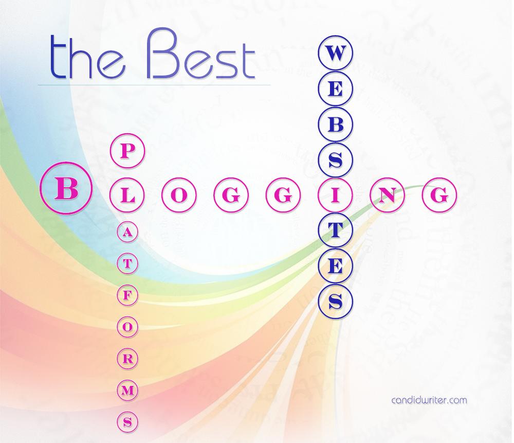 The Best Free Blogging Websites And Blogging Platforms   Source