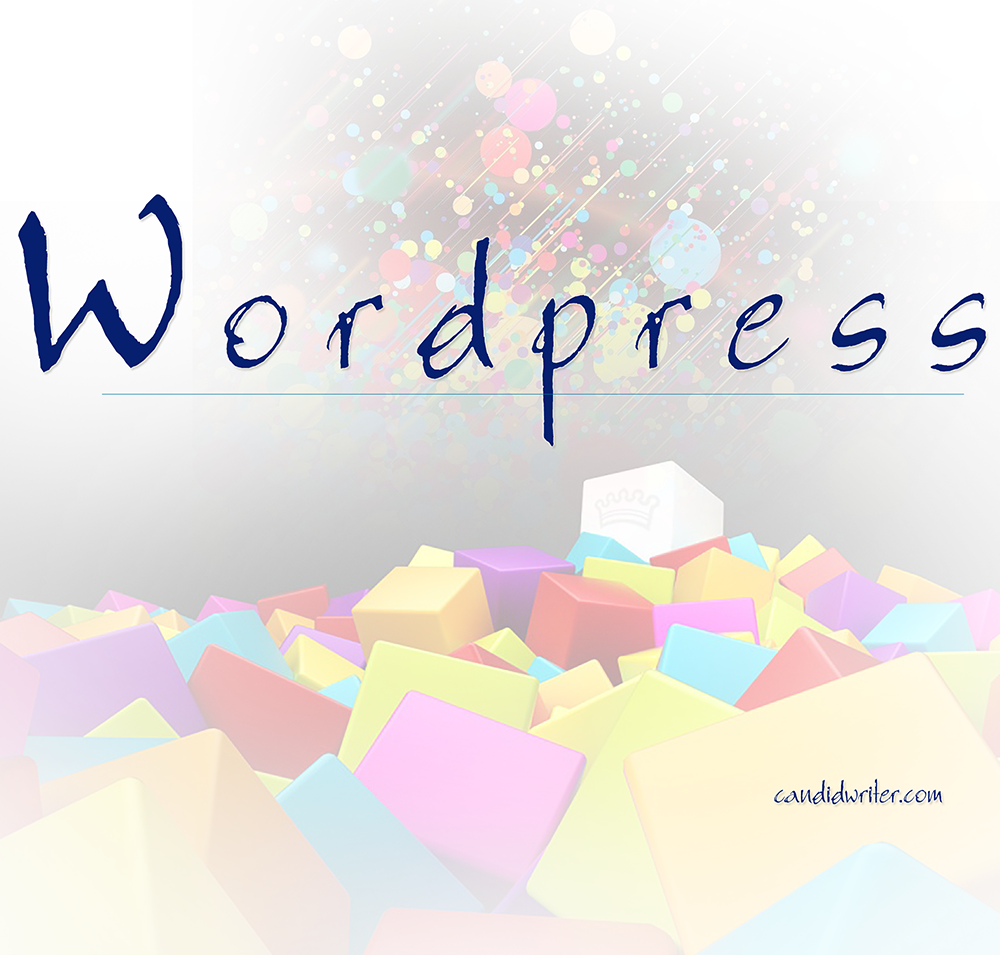 The Wordpress Blogging Platform   Source