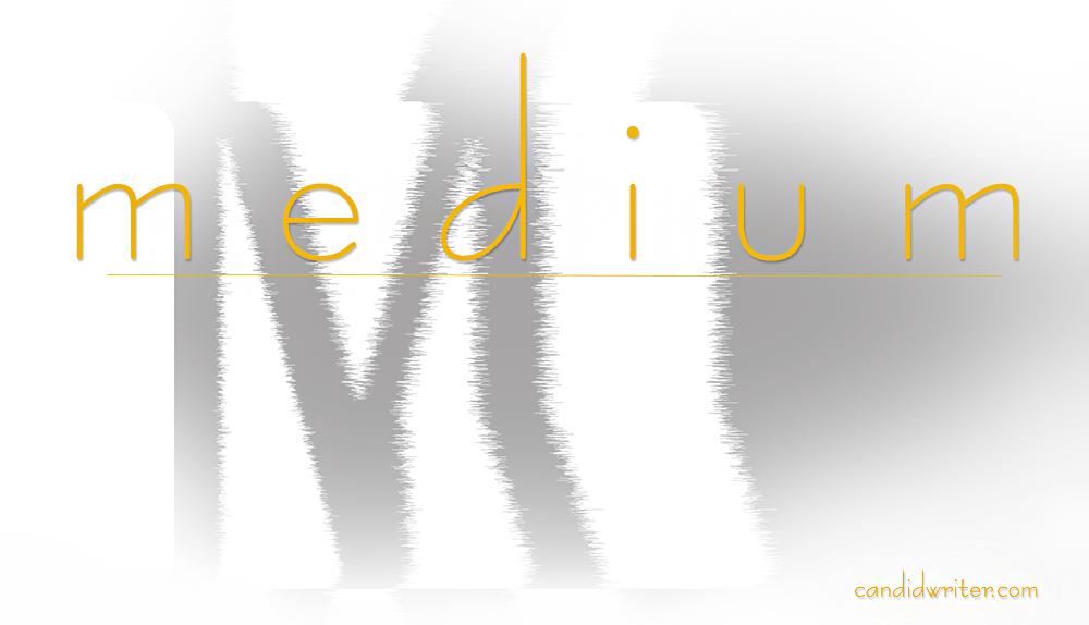 The Medium Website Blogging Platform   Source
