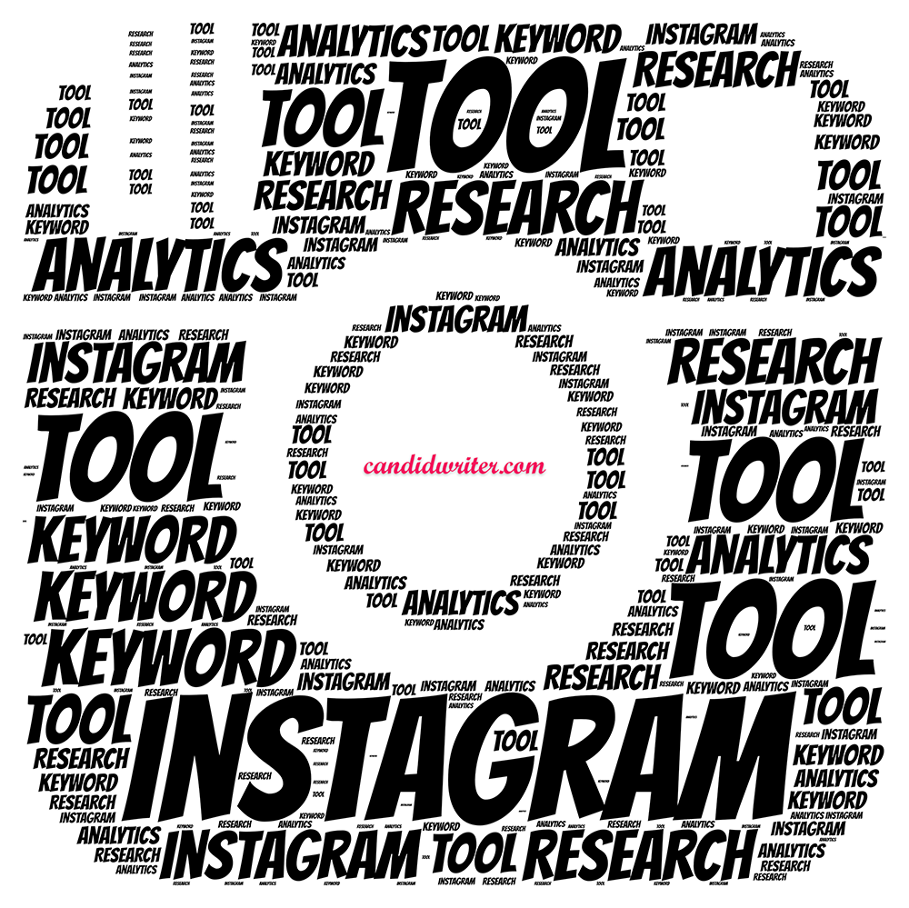 Instagram Analytics Keyword Research Tool   Source