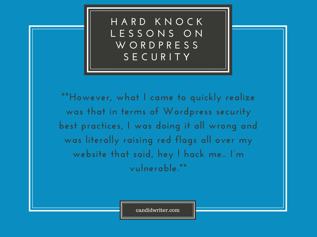 How To Improve Wordpress Security Lessons   Source
