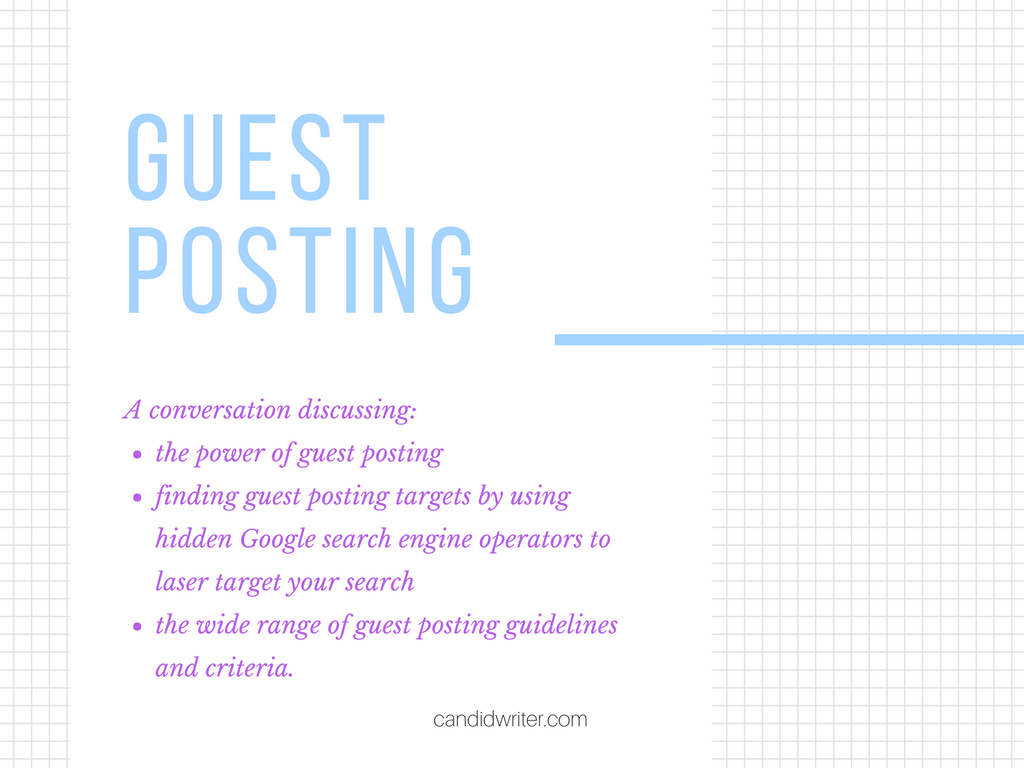 Guest Posting And What Is A Guest Post   Source