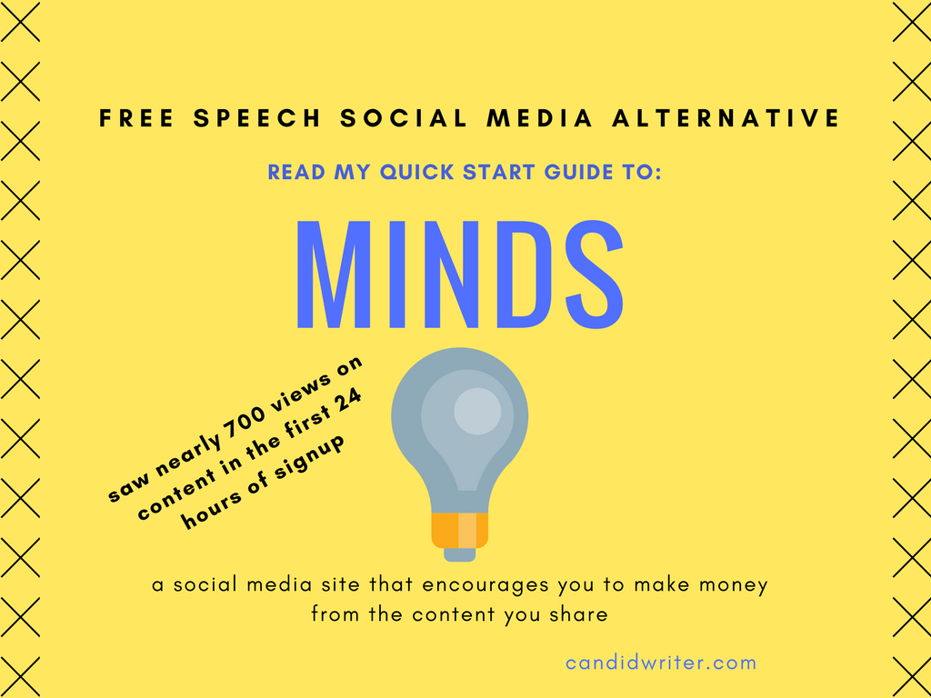 Minds.com Facebook Social Media Alternative   Source