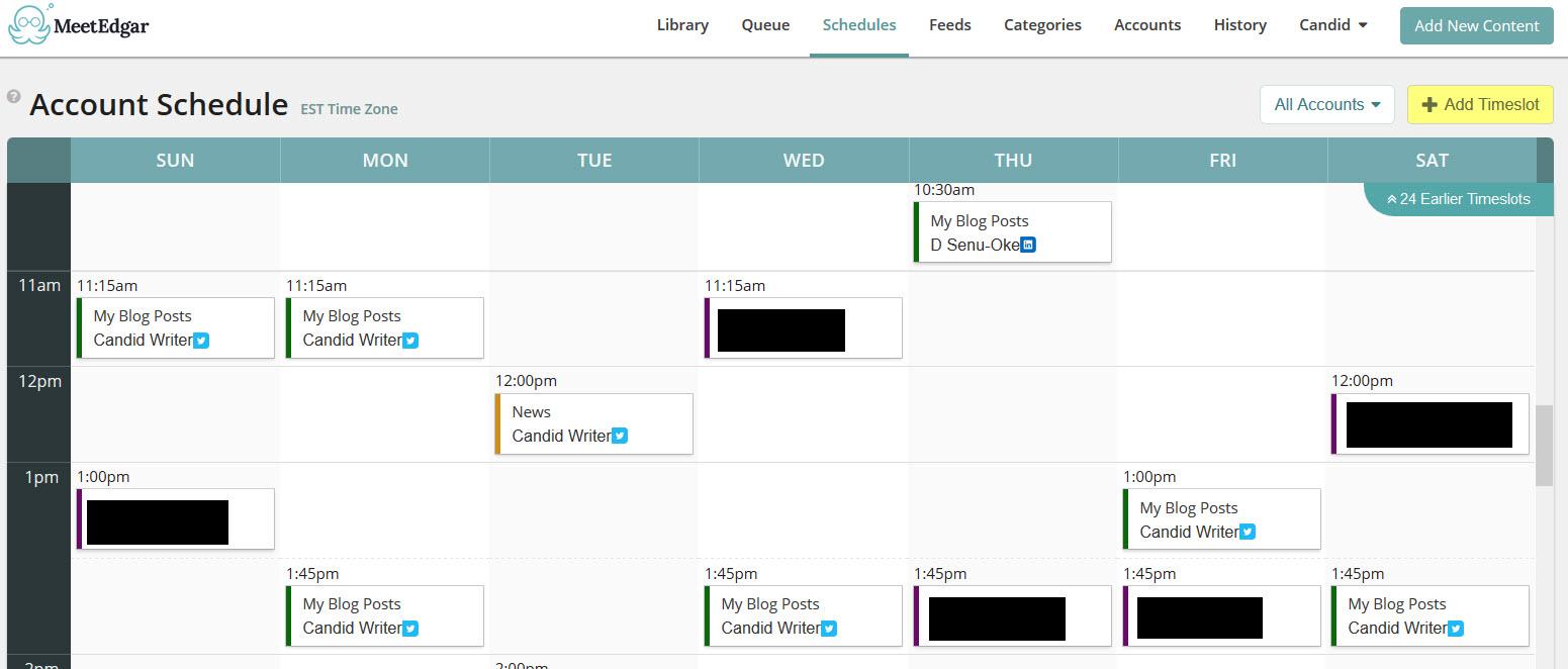 Meet Edgar Review Schedule Demo   Source