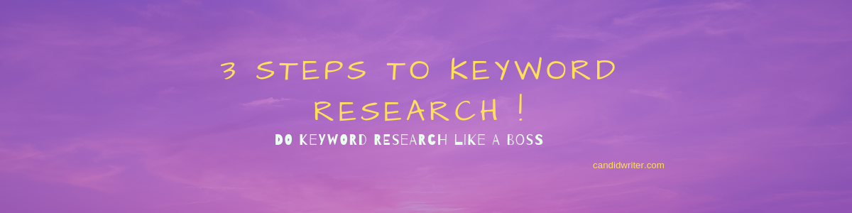 How To Do Keyword Research   Source