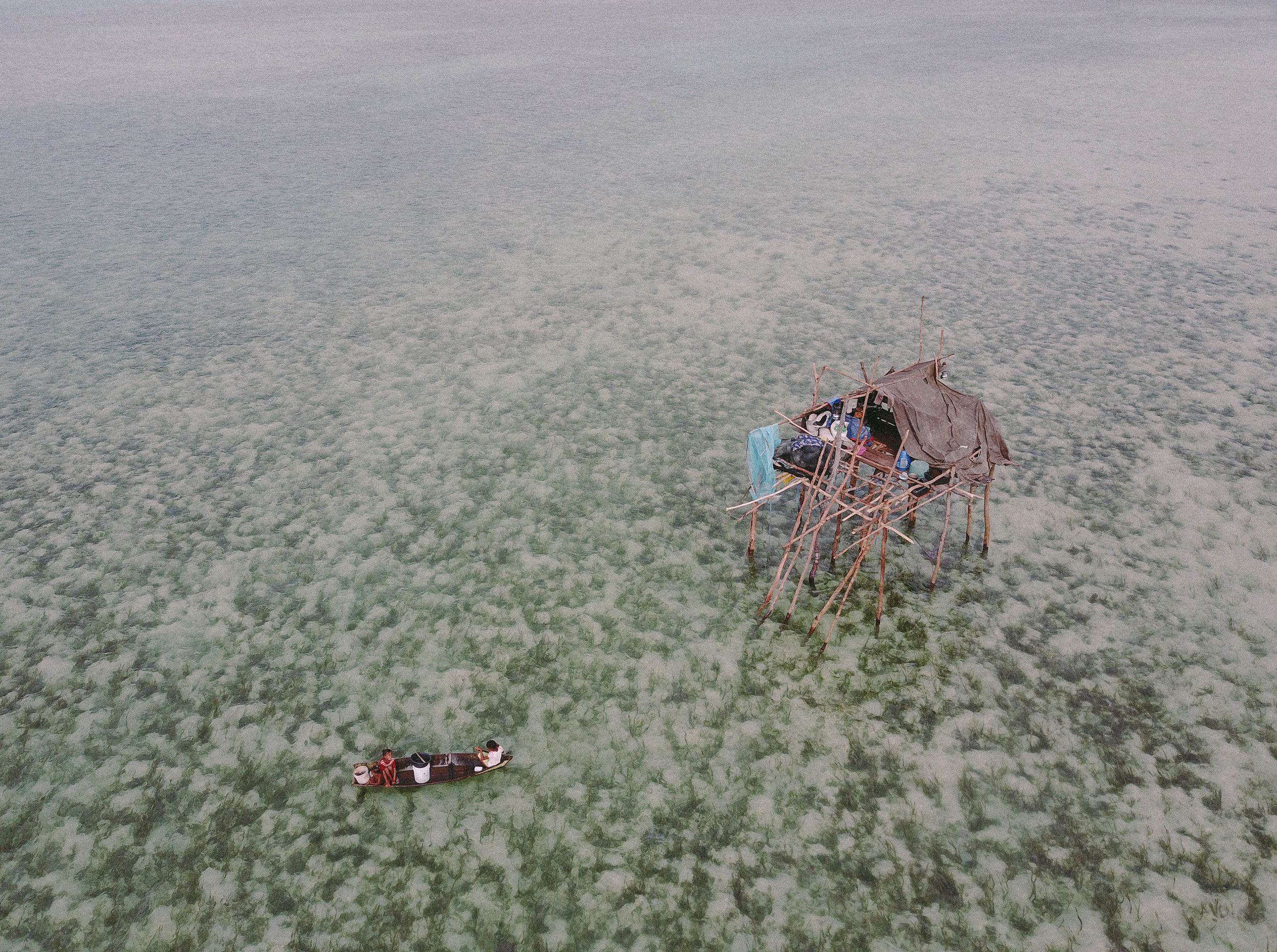 I. The sea nomads of Southeast Asia