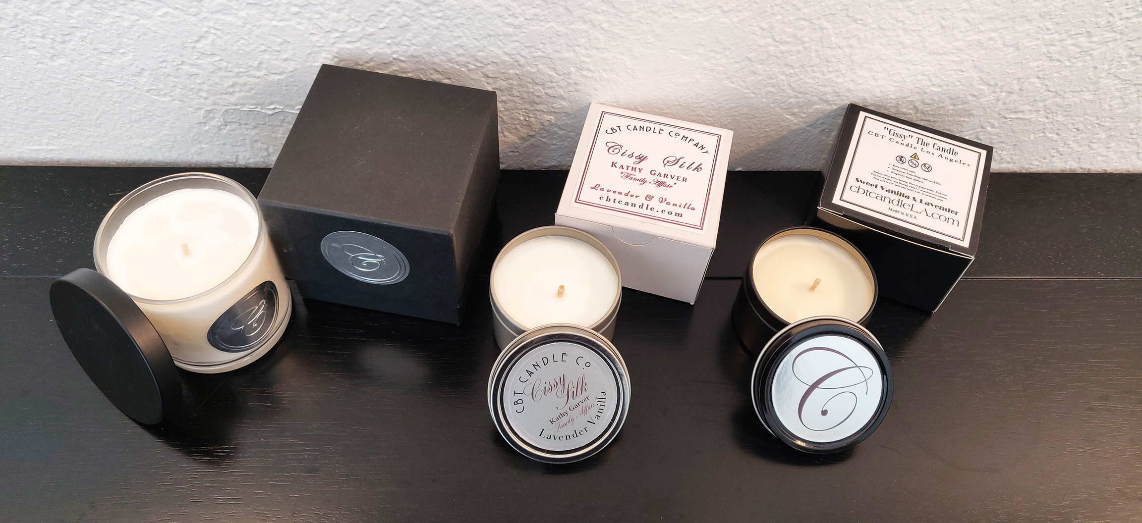 Vanilla Silk Soy Candle