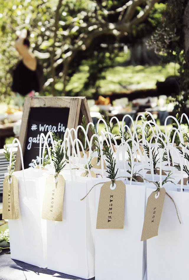 Wreath Making Gathering | GalinaLovesBlog© 3