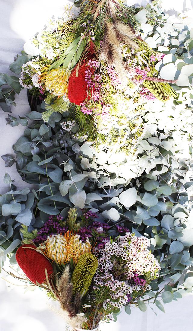 Wreath Making Gathering | GalinaLovesBlog© 9