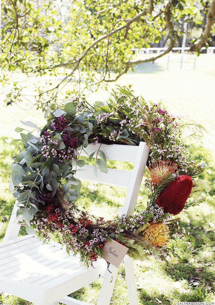 Wreath Making Gathering | GalinaLovesBlog© 10
