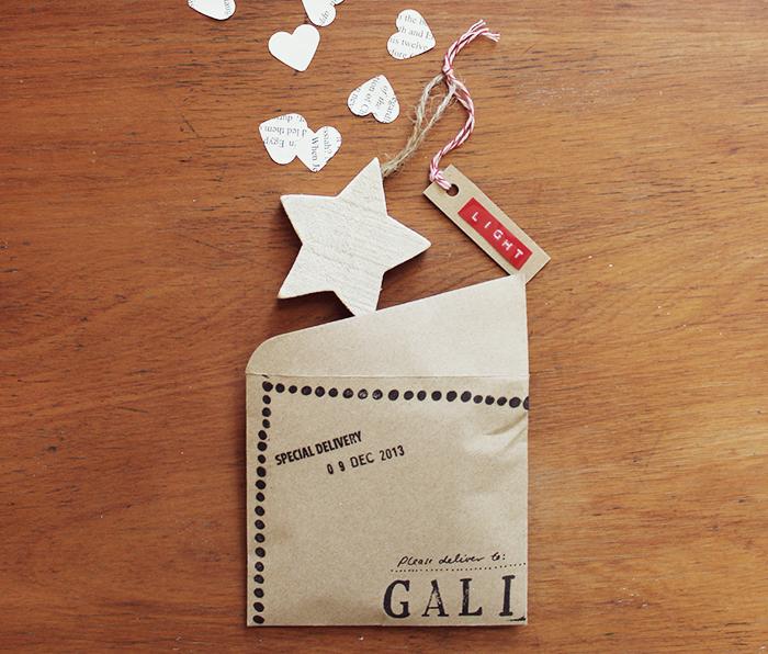 Post-a-Parcel - Galina Loves© 1