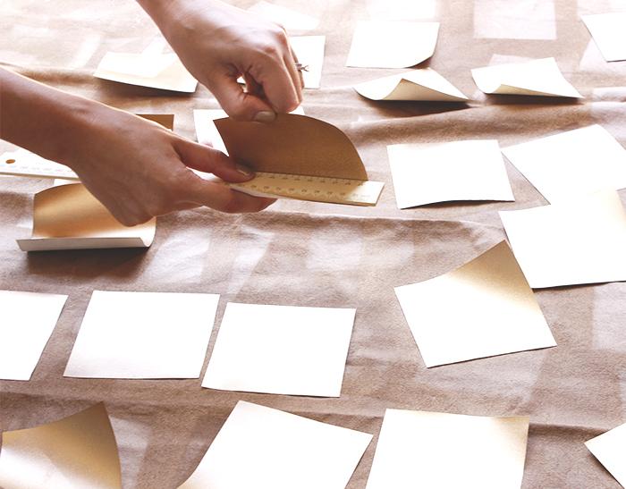 DIY Paper Christmas Tree - GalinaLovesBlog© 6
