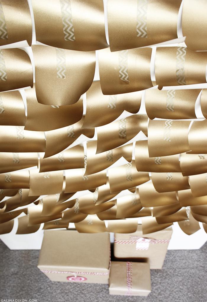 DIY Paper Christmas Tree - GalinaLovesBlog© 5