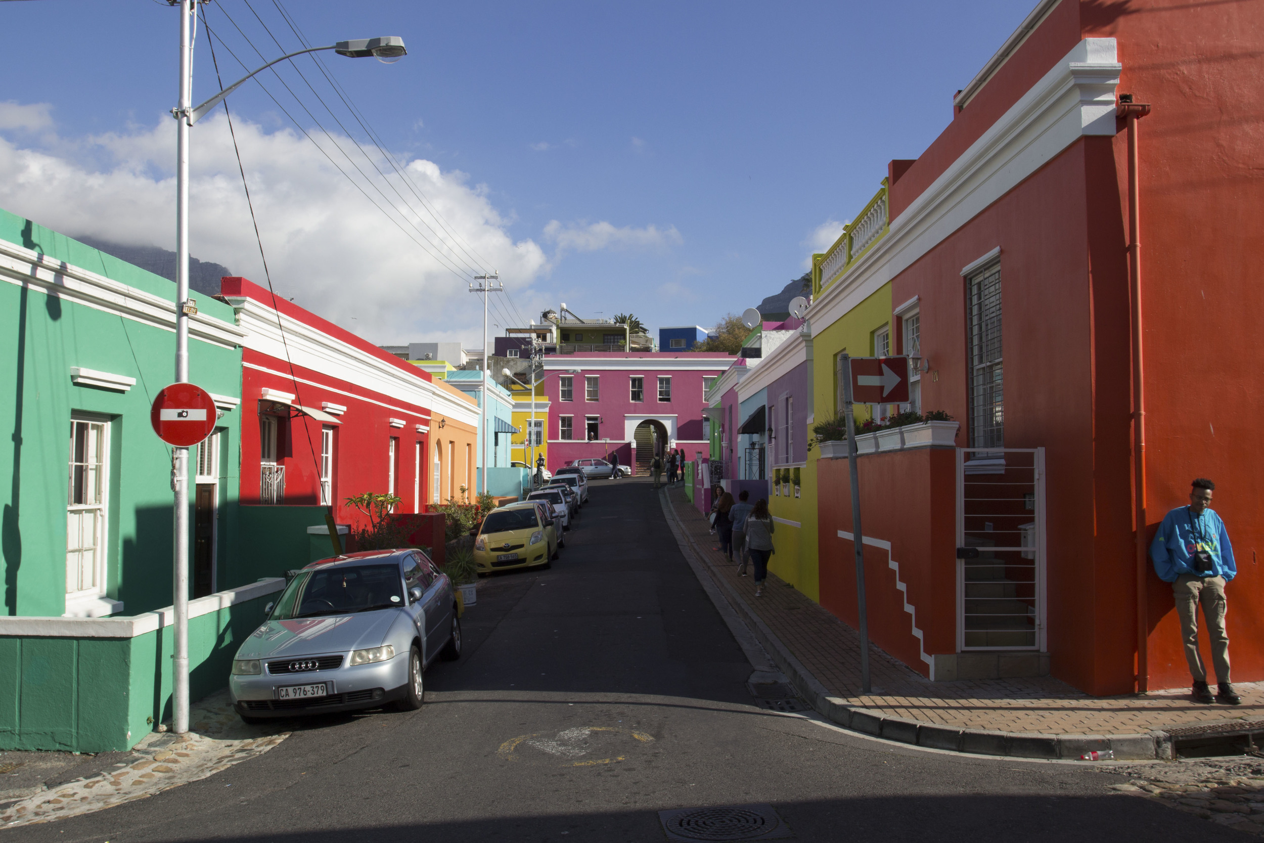 Bo-Kaap Neighborhood 1
