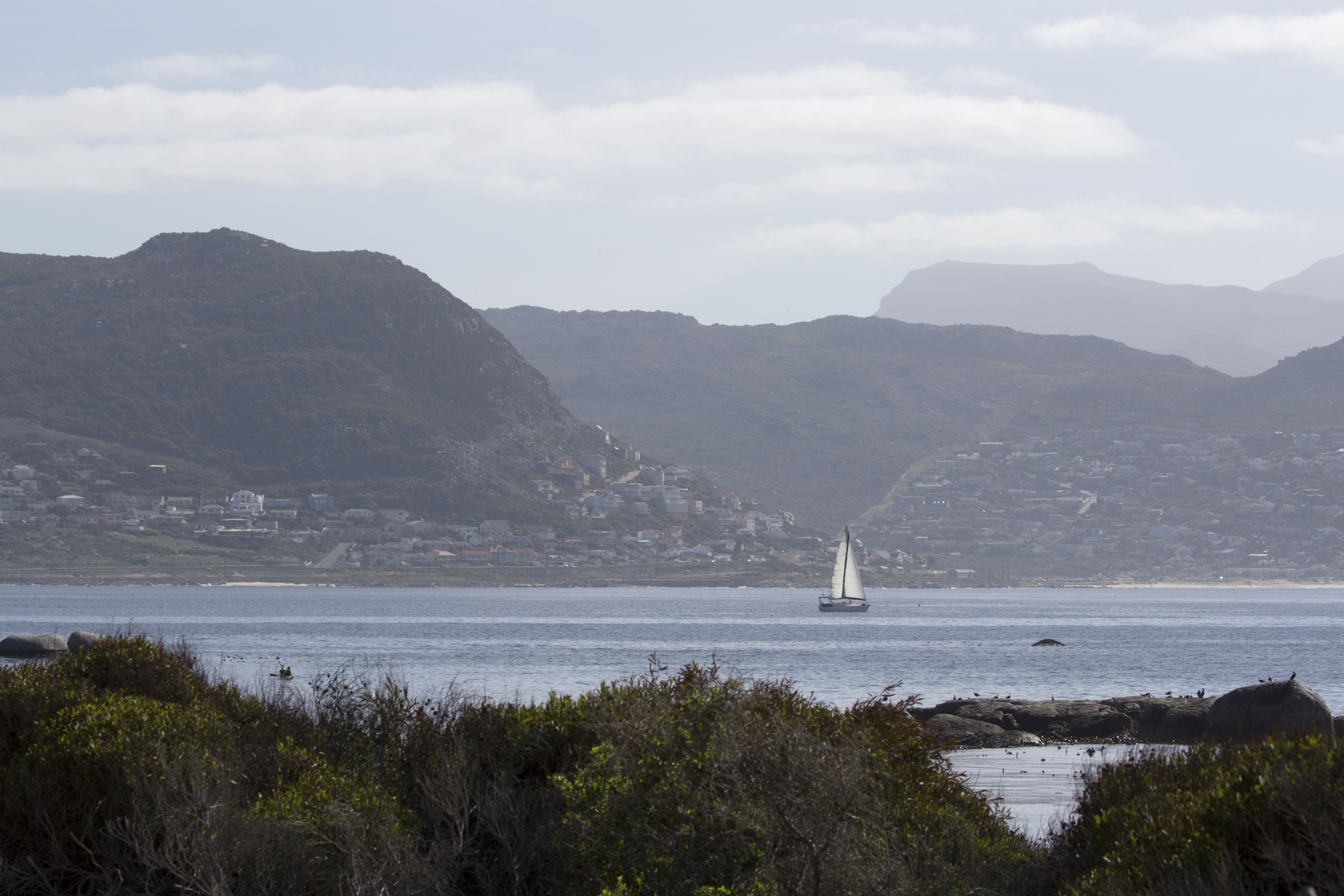 Cape Peninsula Sailboat 1