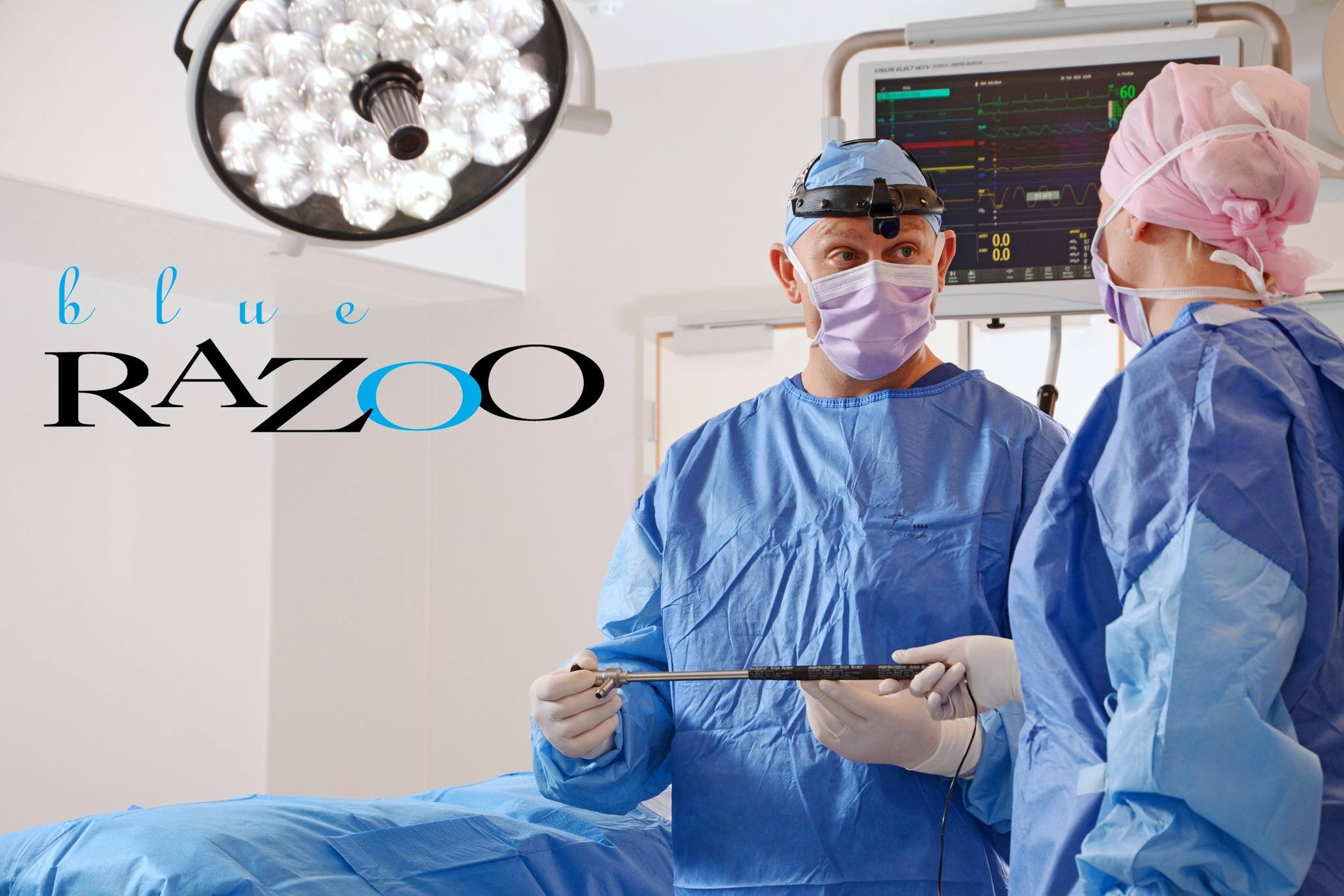 Blue Razoo - Adelaide Medical Photographer