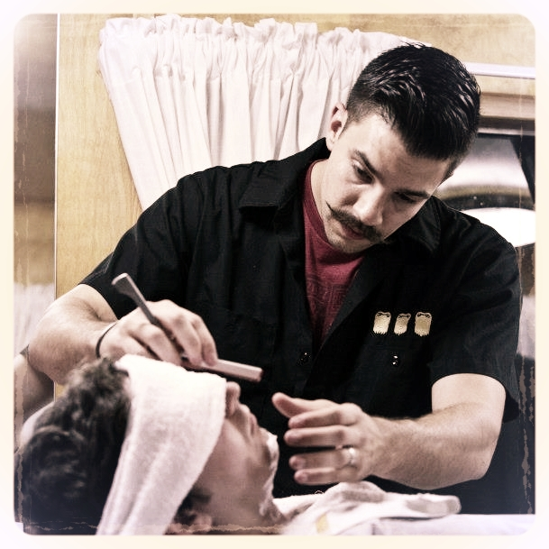 Phil the Drill Shaving