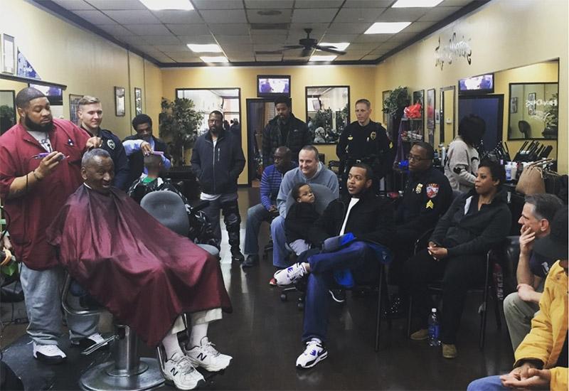 COHORT - Barber Shop Rap Sessions