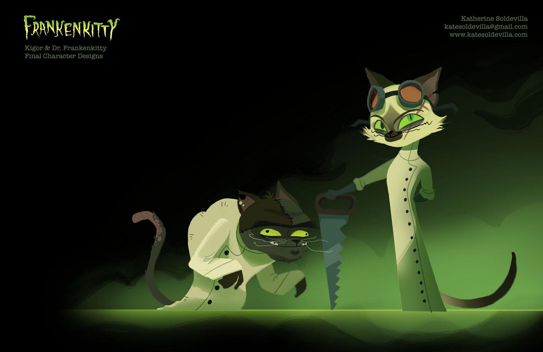 Dr. Frankenkitty & Kigor