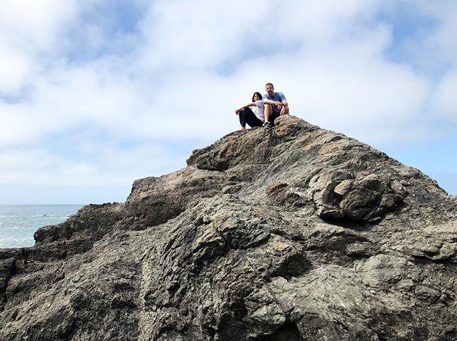 NEVER STOP EXPLORING™️ @pkolo90. #neverstopexploring #thenorthface #marin #marincounty #california #sanfrancisco #sfca #california1 #ca1 #tennessevalleytrail