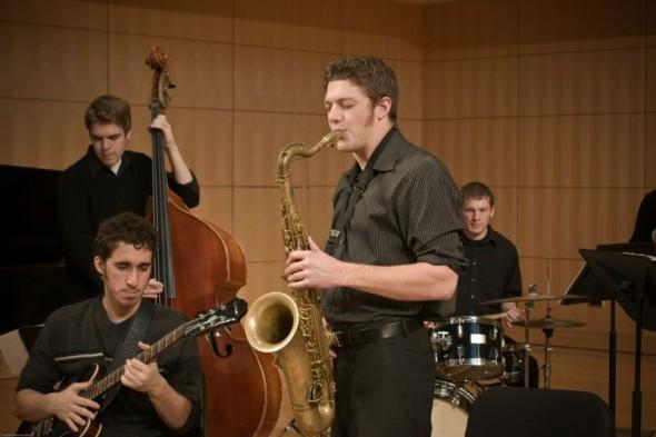 New Music School Jazz Program - 2019/2020 Season Information