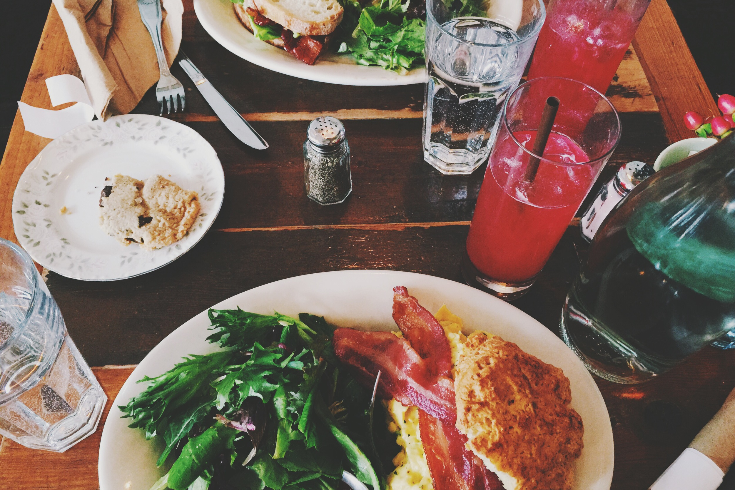Oddfellows Cafe + Bar // Capital Hill, Seattle