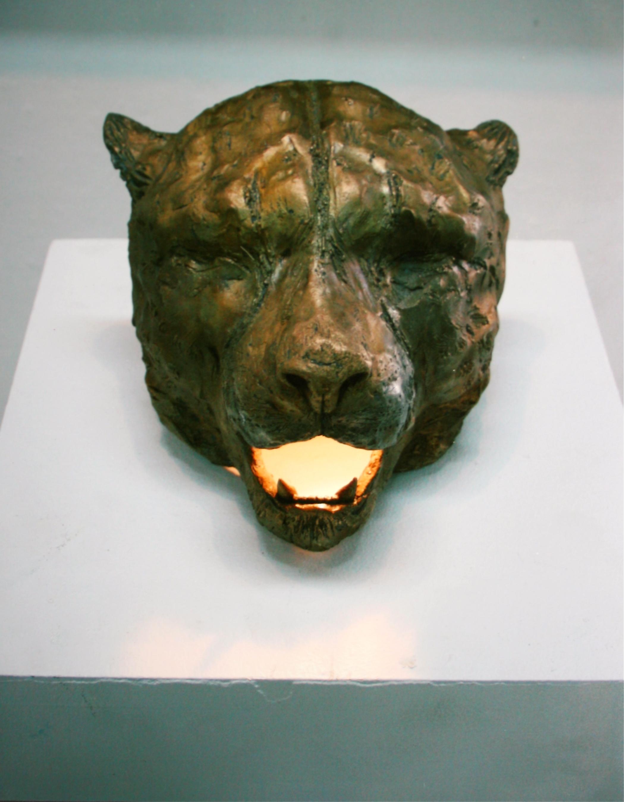 Bronze - 19x22x24cm - 2011