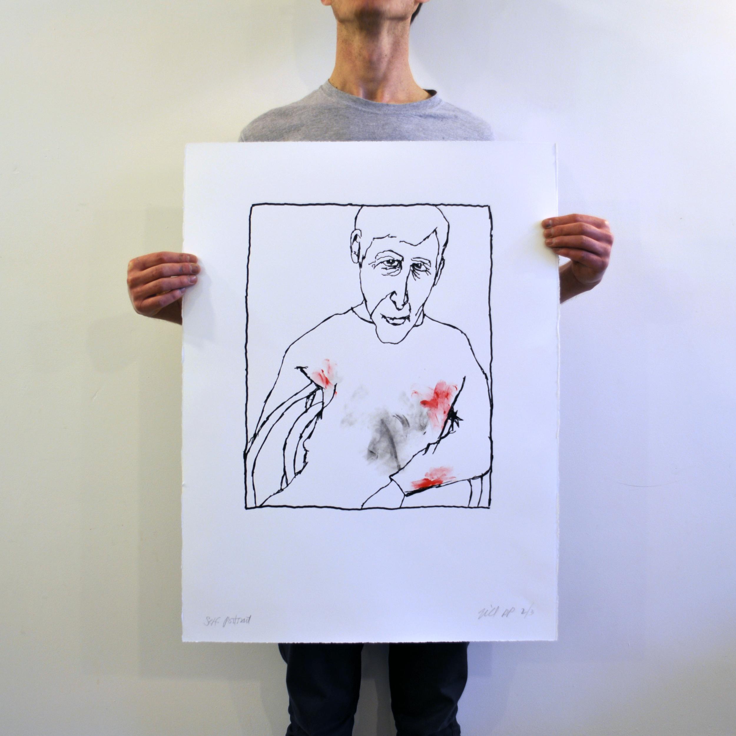 Self Portrait - Bob Gill