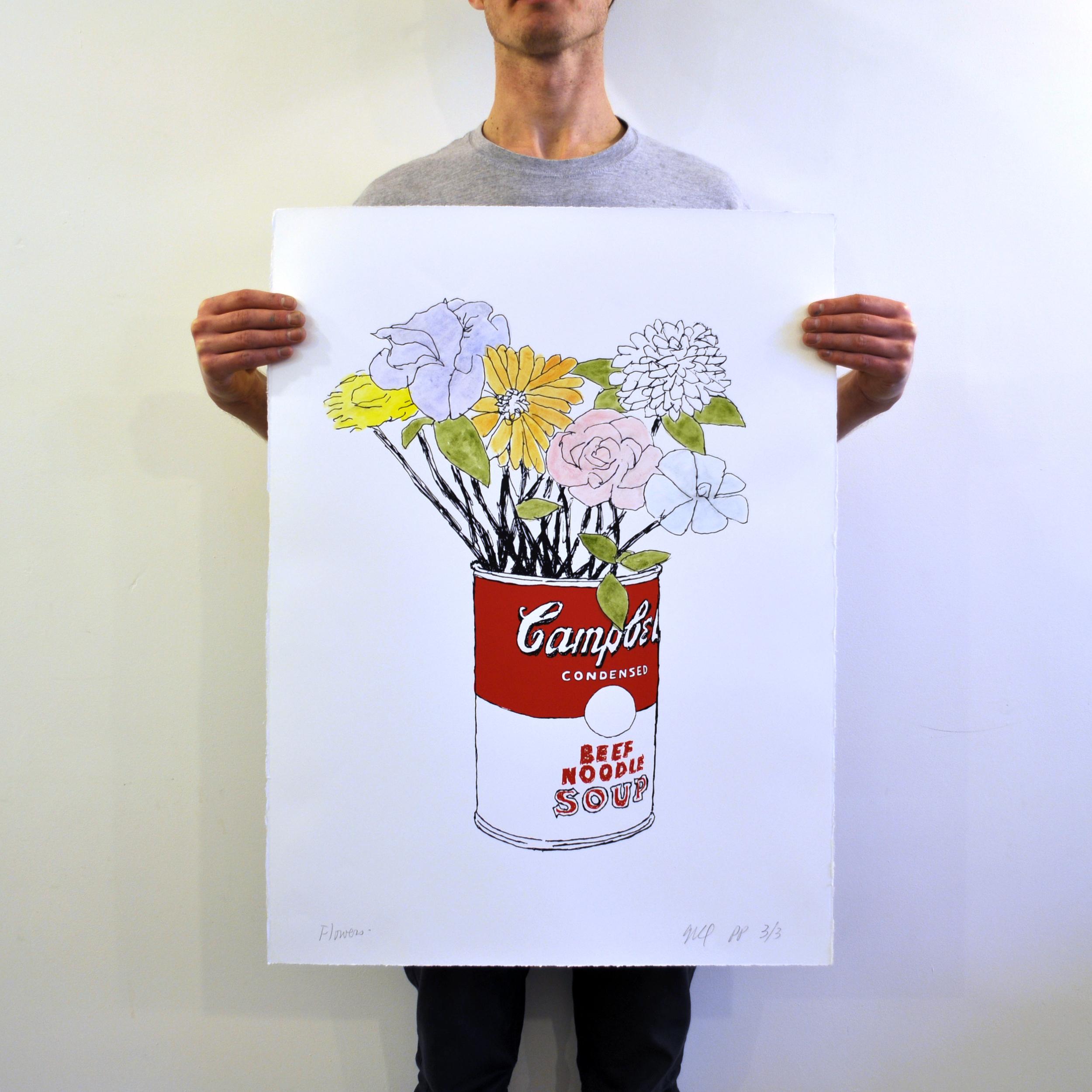 Flowers - Bob Gill