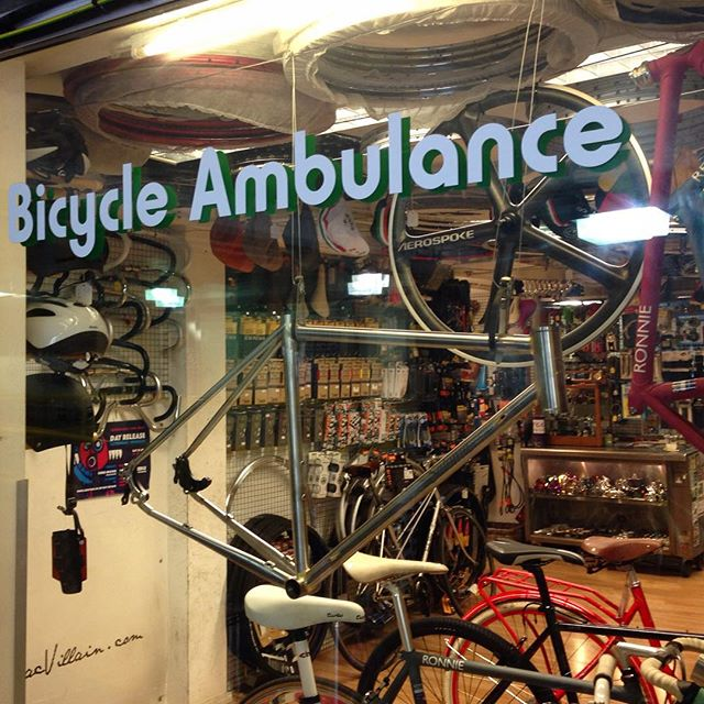 Satoma Cycles @bicycleambulance