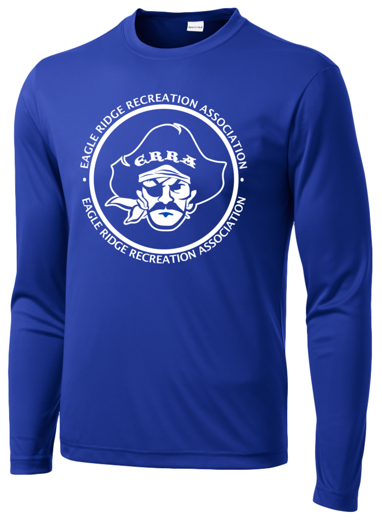 Long Sleeve Wicking Tee $19.95    Lightweight, roomy and highly breathable. 3.8-ounce, 100% cationic polyester interlock with removable tag for comfort. Available in youth and adult sizes.