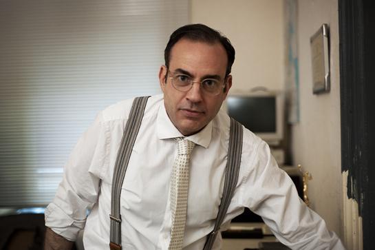 Miguel Abrantes als Supervisory Special Agent William Ford © Gabriela Neeb
