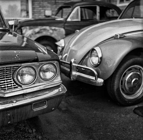 1963 Rolleicord Vb