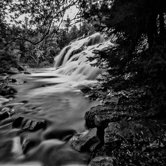 Zero Image 6x9 Pinhole Camera with Kodak Tri-X developed in HC-110 Dilution B