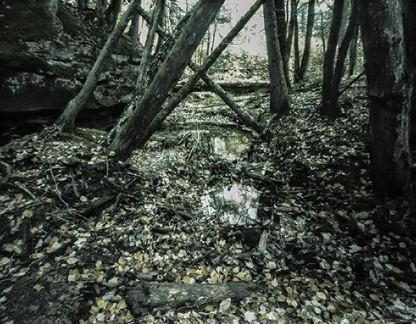 Zero Image 6x9 Pinhole Camera with Kodak Portra 400