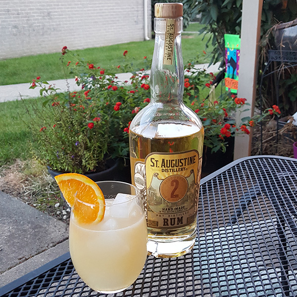 The National Cocktail of Nicaragua