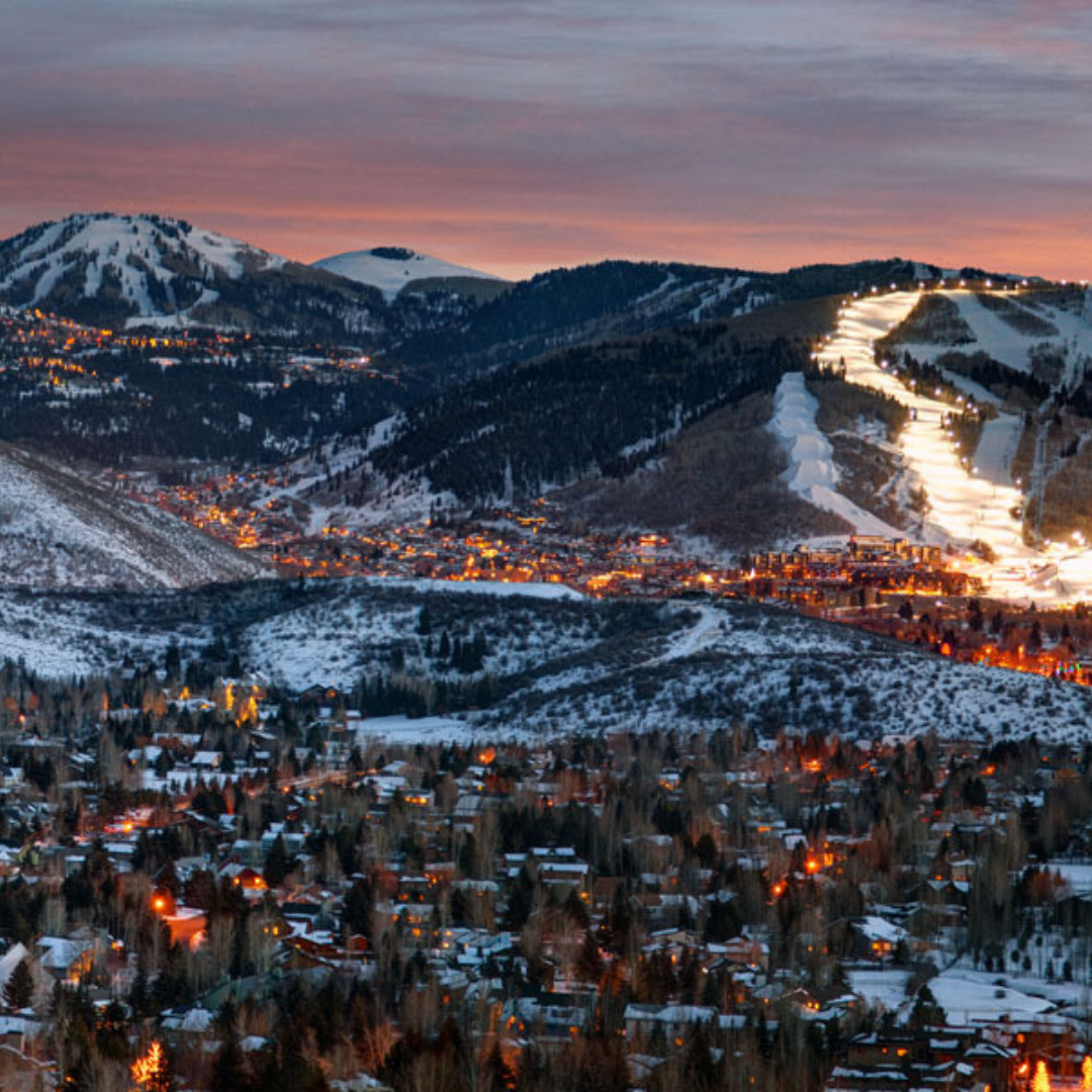 One Week in Park City with Airfare