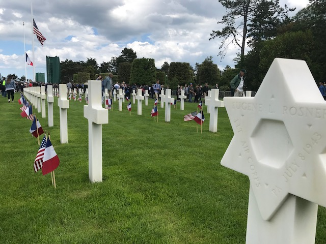 Flanders American Military Cemetery 75th Anniversary of D-Day.jpg