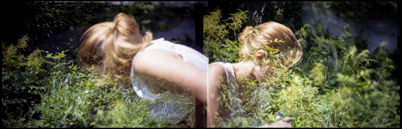 35mm double exposures