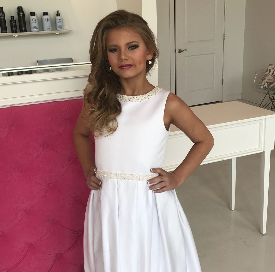 PHARIS BOONE, MISS PRE-TEEN MISSISSIPPI United States.