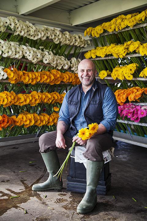 Ed Belschner, Floral Coordinator